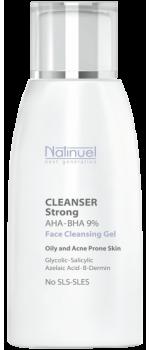 Очищающая эмульсия АНА-ВНА 9% | Cleanser PHA-BHA 9%
