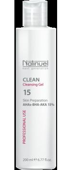 Очищающий гель АНА 15% | Clean 15%