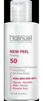Гликолевый Гель-Пилинг 50% | New Peel 50%