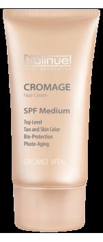 Защитный крем для лица SPF 20 | Cromage