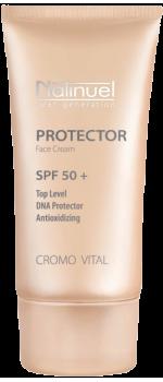 Солнцезащитный крем SPF 50+ с полной защитой ДНК и антиоксидантами | Protector SPF 50+