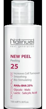 Гликолевый Гель-Пилинг 25% | New Peel 25%