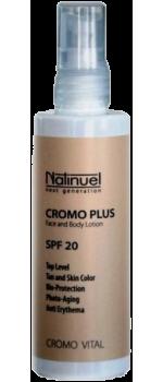 Солнцезащитный сперей для лица и тела | Cromo Plus SPF 20