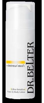 Успокаивающий питательный лосьон с микросеребром для лица и тела | Ultra-Sensitive Face Body Lotion