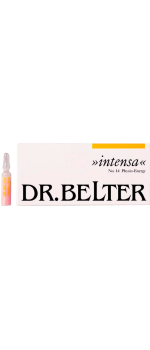 "Ампулы №14 Dr.Belter ""Физио-Энергия"""