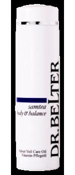 Бархатное гидрофильное масло после душа | Dr.Belter Samtea Body  Balance Velvet Veil Care Oil
