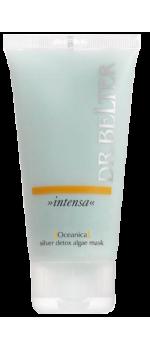 "Укрепляющая маска ""Oceanica"" | Dr.Belter Intensa Oceanica Silver Detox Algae Mask"