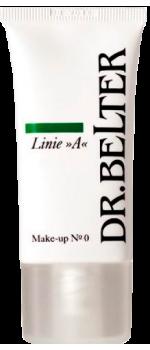 Тональный крем для проблемной кожи №0 | Dr.Belter Line A Make Up (Светлый)