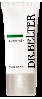 Тональный крем для проблемной кожи №2 | Dr.Belter Line A Make Up (Бронзовый)